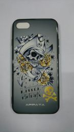 Чехол на Iphone 7 Pirate Skull