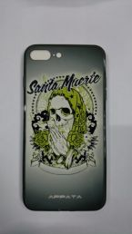 Чехол на Iphone 7 Plus Santa Muerte