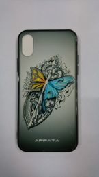 Чехол на Iphone X Buterfly